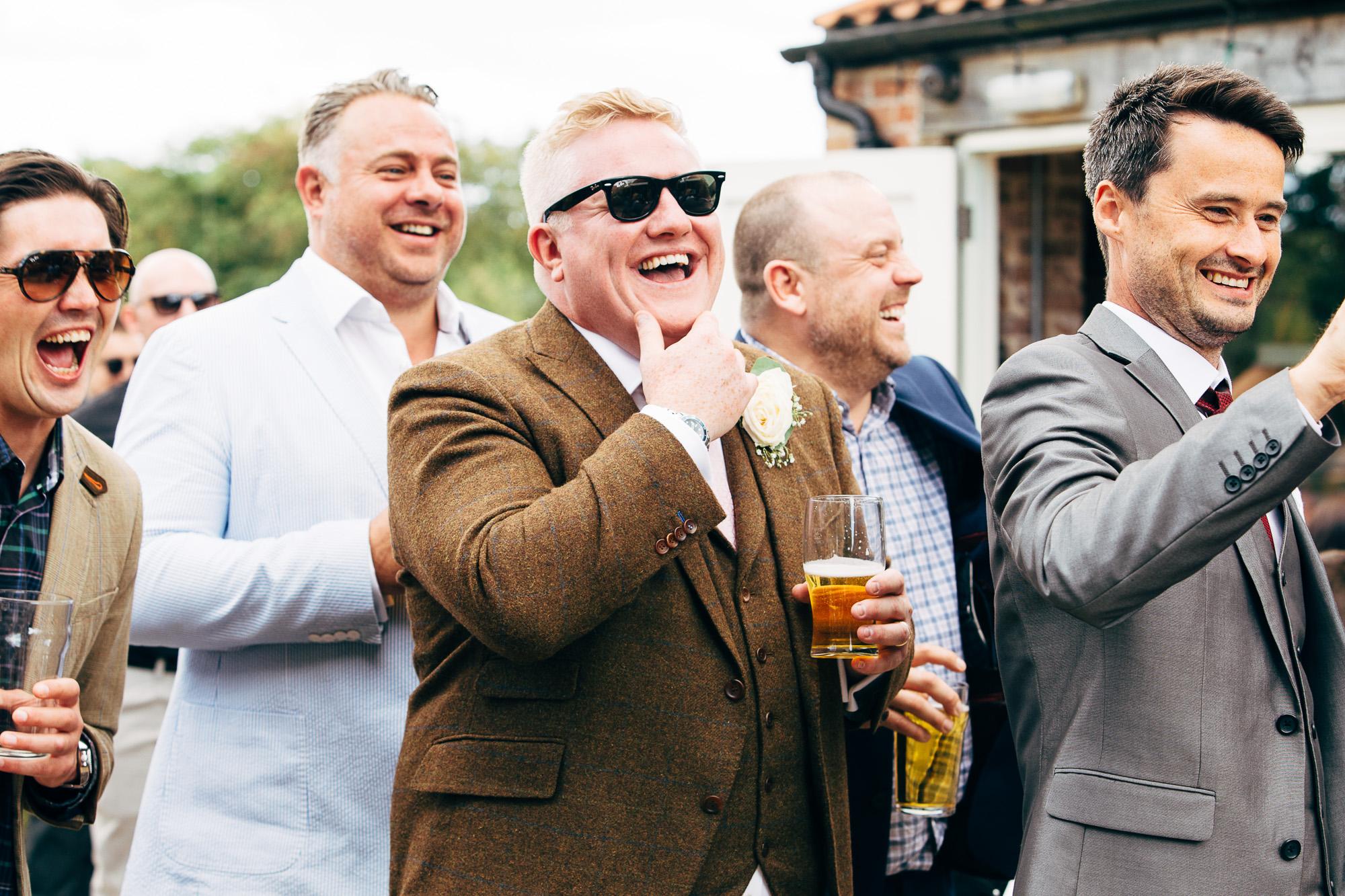 Pheasantry Brewery Wedding