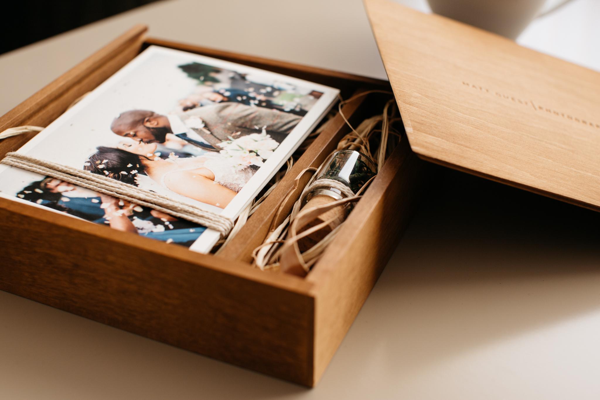 USB Presentation Box
